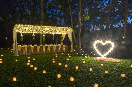Kayumanis Nusa Dua Wedding Reception