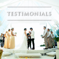 bali wedding testimonials reviews