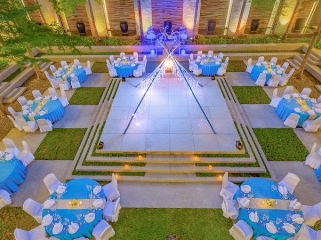 Courtyard Nusa Dua Hotel Reception