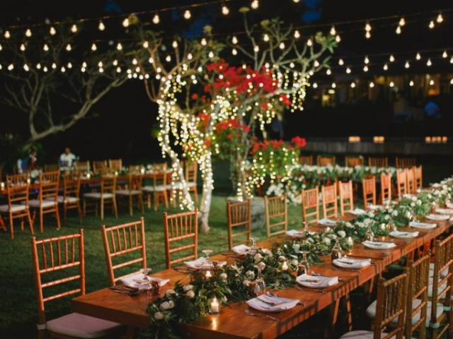 Bali Wedding Decorations and Flowers