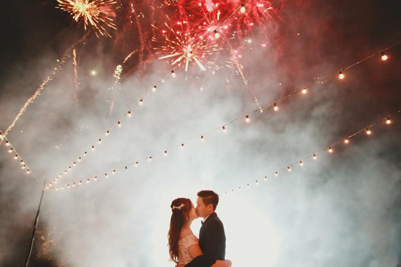 Bali Fireworks
