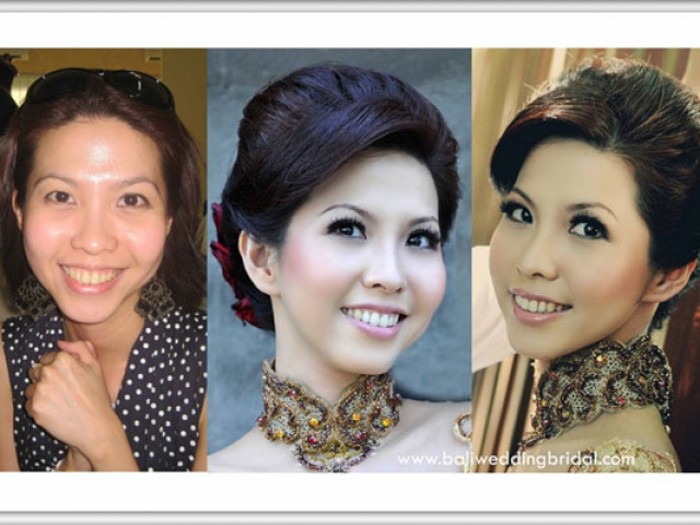 Bali Wedding Hair & Make Up