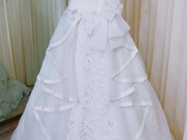 Bali Wedding Bridal Gown