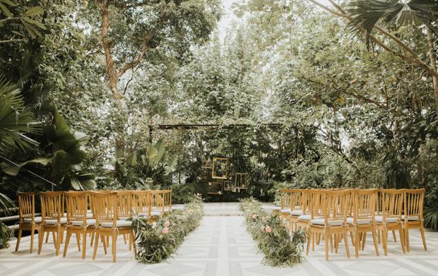 Bali Restaurant Weddings