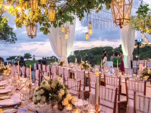 Bukit Pandawa Wedding Kul-Kul Restaurant Reception