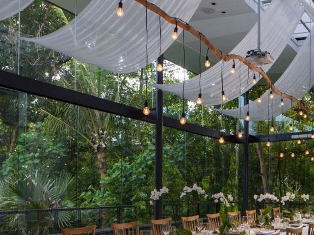 Glass House Standard Lighting Indoor