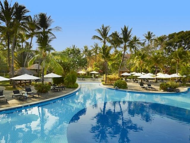 Melia Bali Hotel Pool
