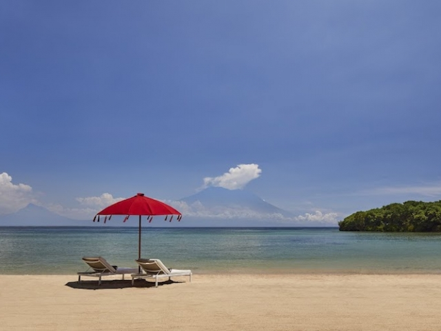 Melia Bali Hotel Beach