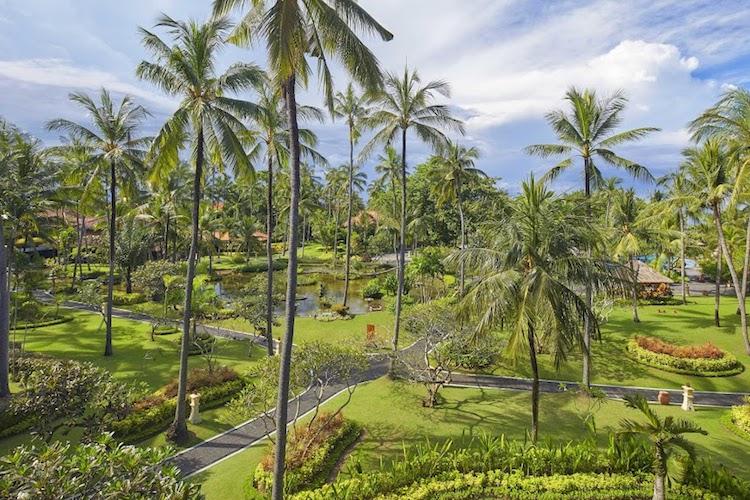 Melia Bali Hotel Garden