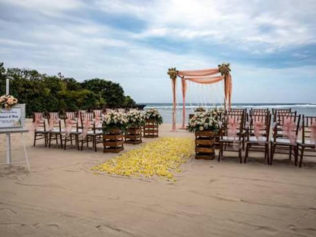 The Grand Bali Wedding Ceremony