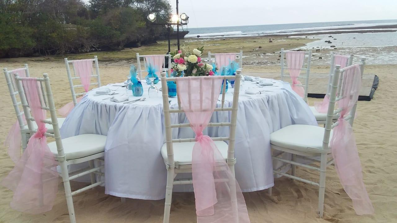 The Grand Bali Wedding Reception