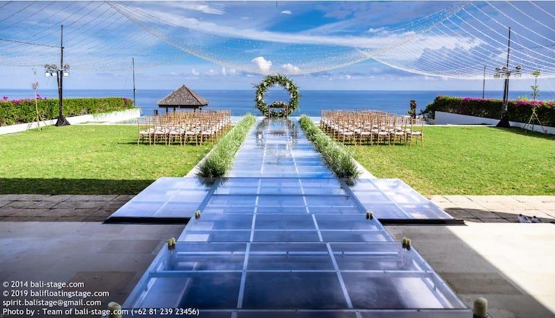 The Surga Bali Wedding Villa