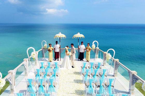 Ayana Bali Wedding