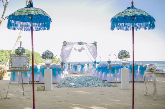 Courtyard Nusa Dua Wedding