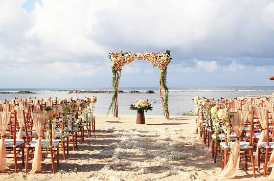 Kayumanis Beach Wedding Bali