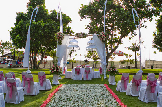 Ramada Bintang Bali Wedding Ceremony
