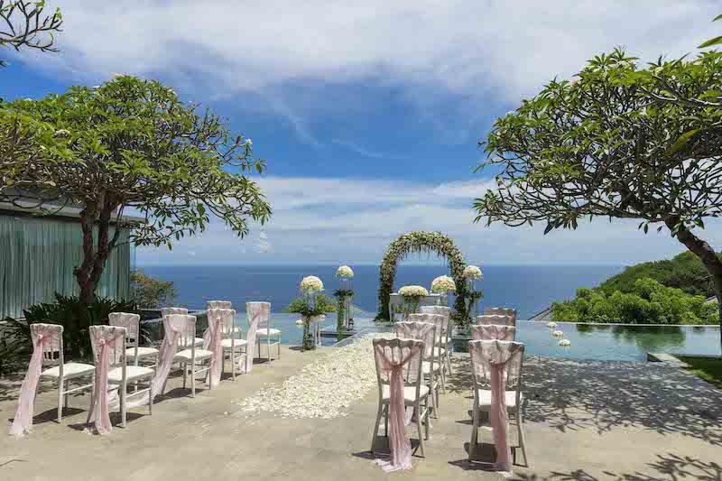 Banyan Tree Ungasan Affinity Wedding Package