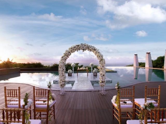 Banyan Tree Ungasan Infinity Wedding Package