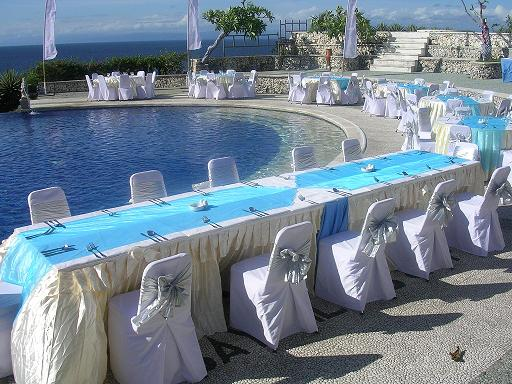 Blue Point Uluwatu Reception
