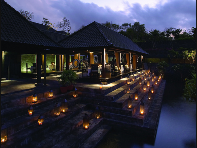 Bulgari Il Ristorante Bali
