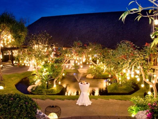 Bulgari Pond Area Bali