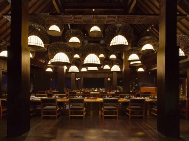 Bulgari Sangkar Restaurant Bali