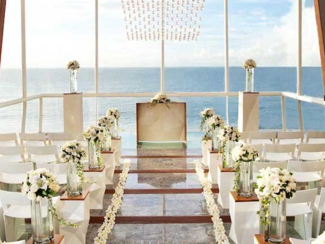 Dewa Dewi Chapel Wedding Ceremony