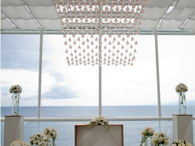 Dewa Dewi Chapel Wedding Decorations