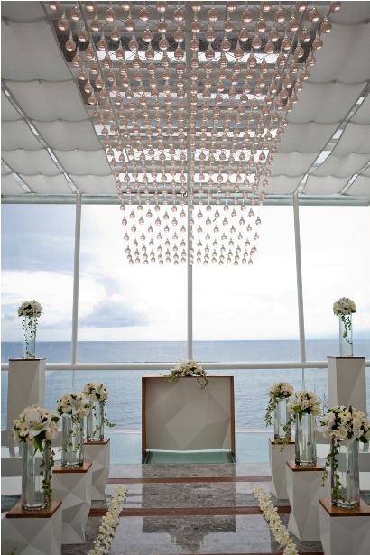 Dewa Dewi Chapel Wedding Decorations