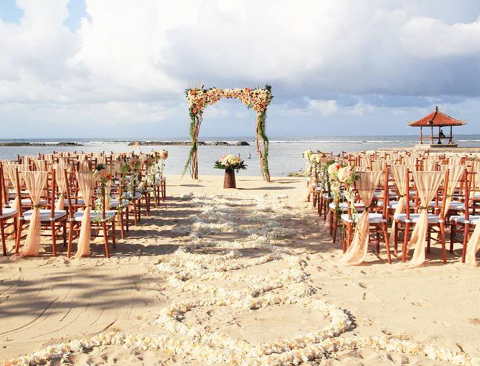 Kayumanis Beach Ceremony Nusa Dua 13