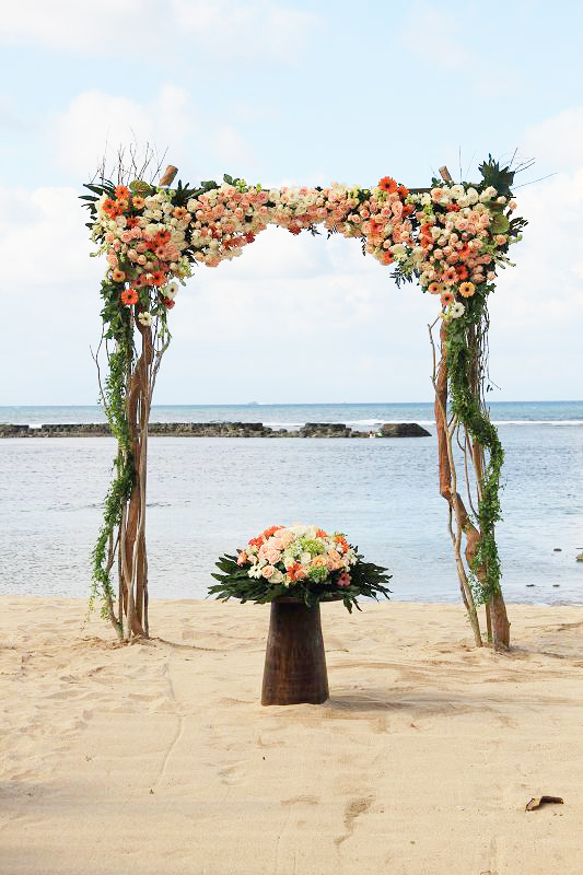 Kayumanis Beach Ceremony Nusa Dua