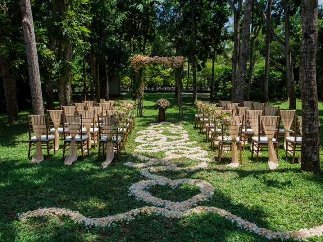 Kayumanis Green Patio Ceremony Nusa Dua