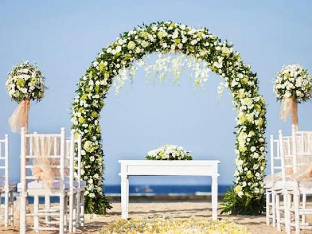 Sofitel Nusa Dua Beach Wedding Ceremony