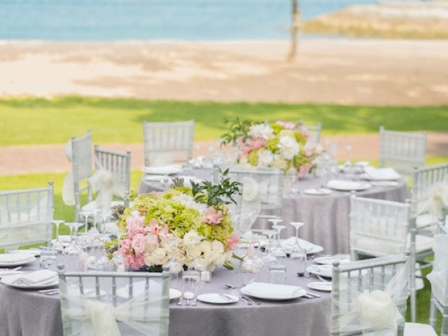 Sofitel Nusa Dua Beach Wedding Reception
