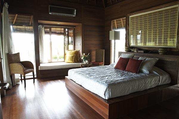 Villa Bangkuang Bali Bedroom