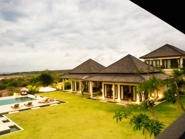 Villa Bulan Putih Grounds