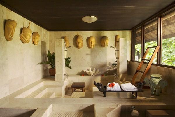 Villa Gajah Putih Bali Bathroom