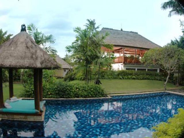 Villa Hanani Bali Garden View