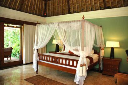 Villa Hanani Garden Bali Bedroom