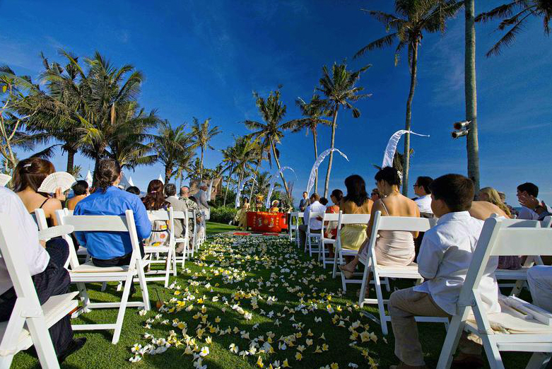 Villa Ombak Luwung Bali Wedding Ceremony