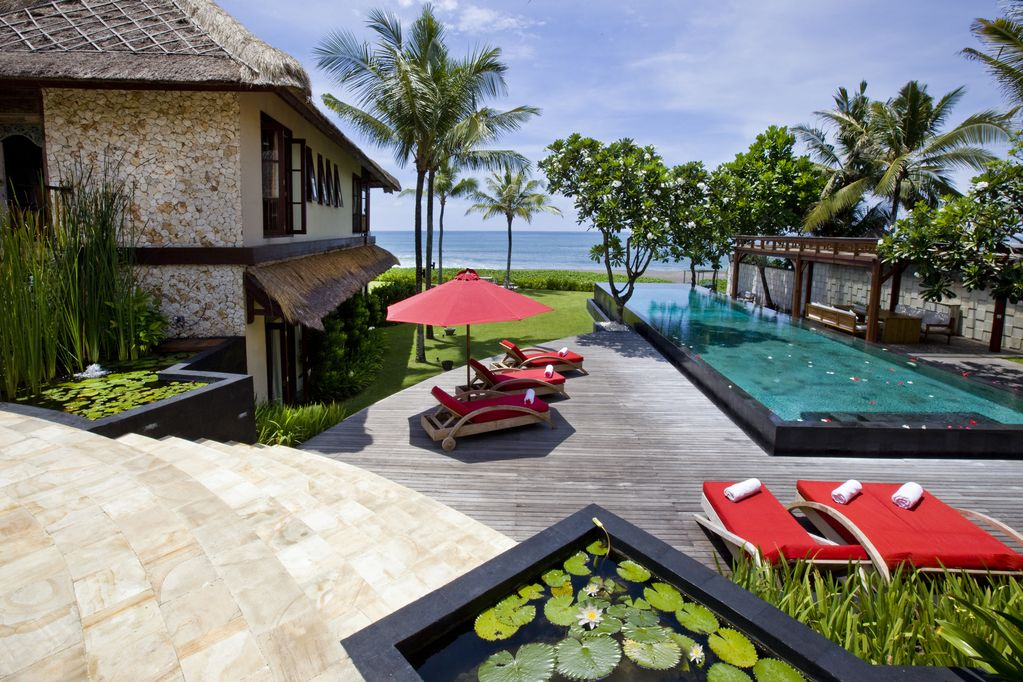 Villa Sound of the Sea Bali Pool