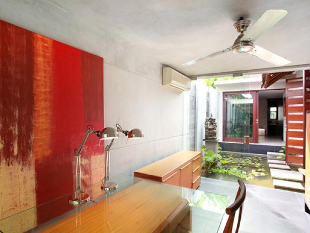 Villa Valentine Bali Study