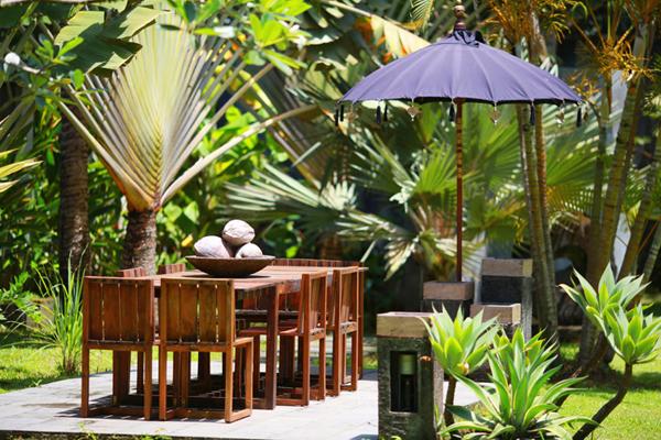 Villa Valentine Bali Garden