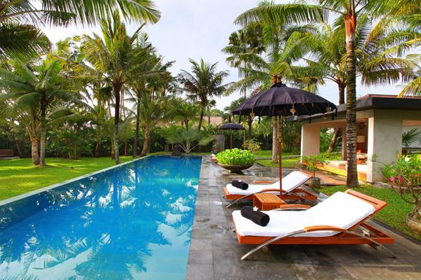 Villa Valentine Bali Pool