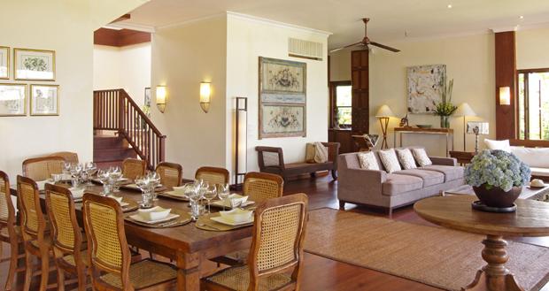 Villa Waringin Bali Living Room