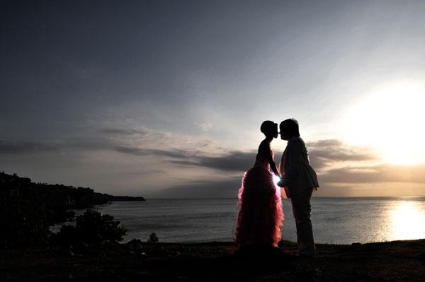 Bali Pre Wedding at Tegal Wangi Beach