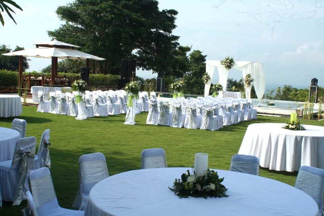 Villa Bulan Putih Wedding Ceremony