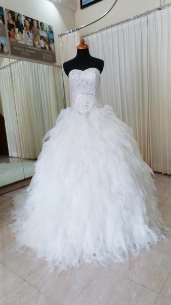 Bali Wedding Bridal Gown