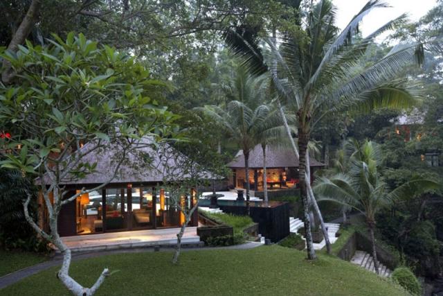 Villa Sanctuary Garden
