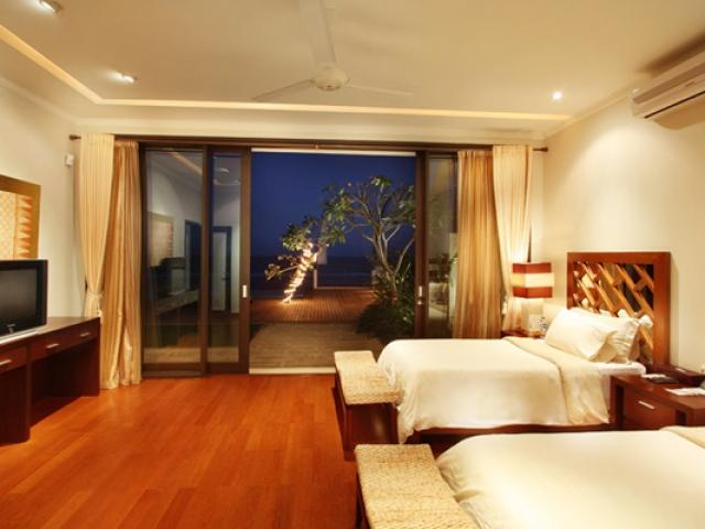 Villa OMG Twin Bedroom